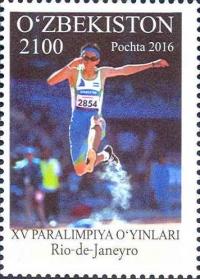 """1159-1160.""""O'zbekiston markalarida sport"""" turkumi"""