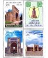 722-733. Серия «Архитектура Узбекистана. Ташкент»