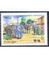 1370-1372. Серия почтовых марок «Великий шелковый путь»