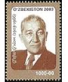 "521. Почтовая марка ""Гафур Гулям"""
