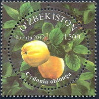 "Press-release regarding the issue of postal stamps ""Gifts оf Uzbekistan"""